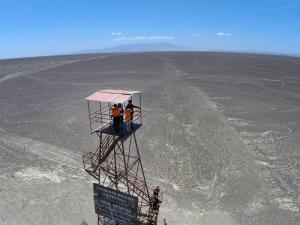 Tour Mirador Metalico Nazca
