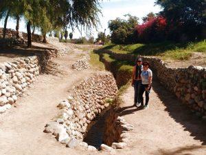 Tour Acueductos de Cantalloc – Paredones