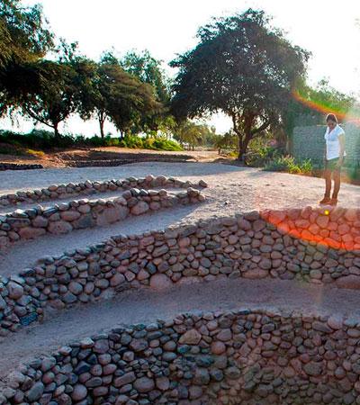 Tour Acueductos de Cantalloc
