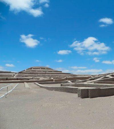 Tour Cahuachi
